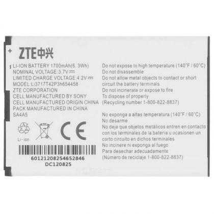 Аккумулятор ZTE Li3717T42P3h654458 WiFi-router (Verizon 890L, MF63, AC60, EUFI890, AR918B) [Original]
