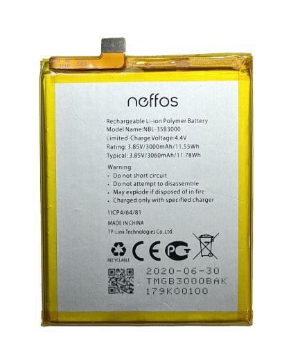 Аккумулятор TP-Link NBL-35B3000 Neffos C7 (TP910A) 3060mAh [Original]