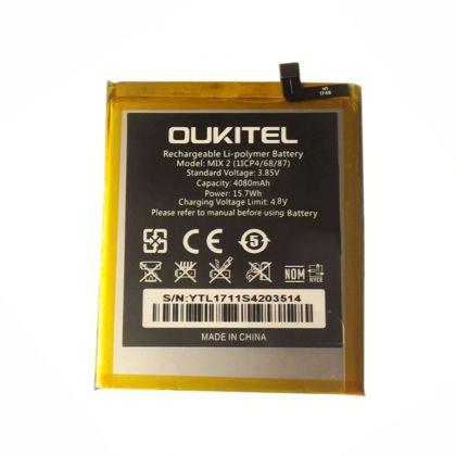 Аккумулятор Oukitel MIX2 4080mAh [Original]