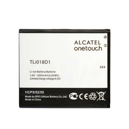 Аккумулятор Alcatel OT Pop D5 5038D / TLi018D1 [S.Original]
