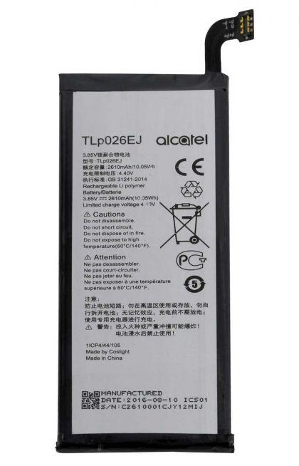Аккумулятор Alcatel TLP026E2 / TLp026EJ (ALCATEL ONE TOUCH IDOL 4) 6055K OT-6055 Idol 4 6055B 6055H 6055U 6055Y) [Original]