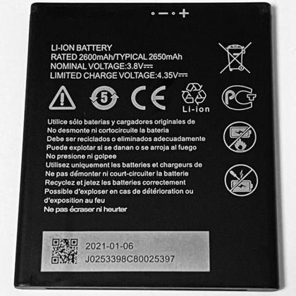 Аккумулятор ZTE Blade A5 2019 / A3 2020 - Li3826T43P4H705949 / Li3826T43p4h695950 [Original]