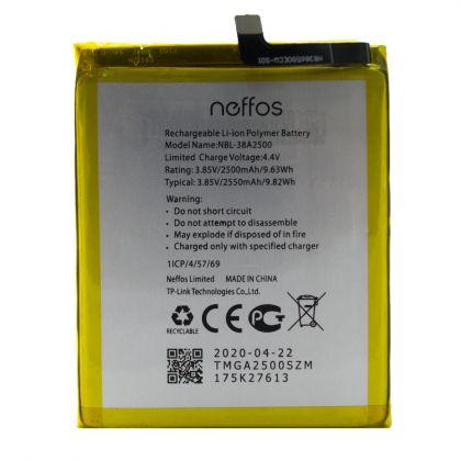 Аккумулятор TP-Link NBL-38A2500 Neffos X1 Lite (TP904) 2550 mAh [Original]