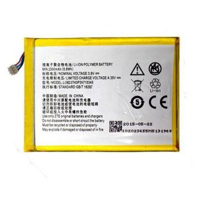 Аккумулятор ZTE Li3823T43P3h715345 (Grand S Flex / WiFi-router MF910, MF920, Мегафон MR150-2, MR150-5) 2300 mAh[Original]