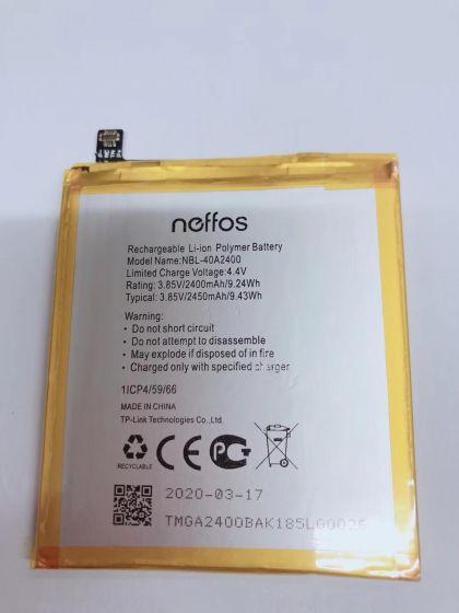 Аккумулятор TP-Link Neffos Y5s / NBL-40A2400 Внимание: сверяйте маркировку батареи [S.Original] 12 мес. гарантии