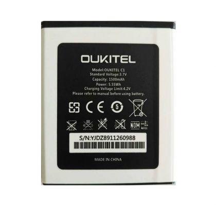 Аккумулятор Oukitel C1 1500mAh [Original]