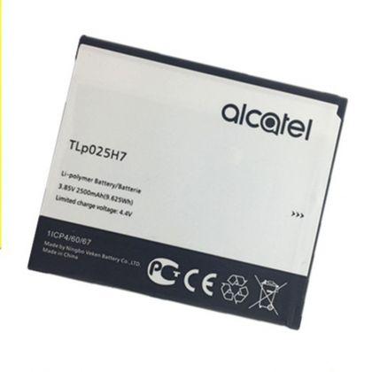 Аккумулятор Alcatel TLPOP4-5 Slate OT-5051D (TLp025H1 / TLp025H7) 1ICP4/60/67 (2500mAh) [Original]