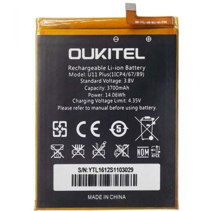 Аккумулятор Oukitel U11 PLUS 3700mAh [Original]