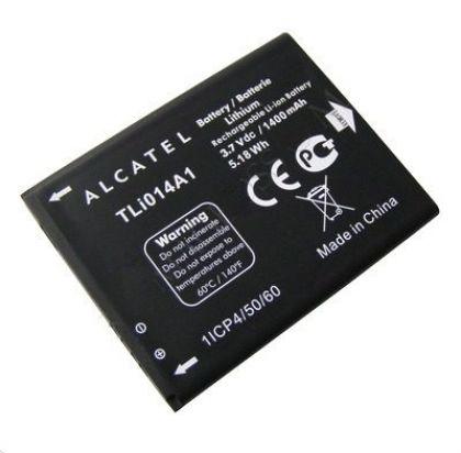 Аккумулятор Alcatel One Touch 4010D / 4030D / 5020D / 4012 / 6040 (TLi014A1 / CAB31Y0003C1 / CAB31P0000C1) [Original]