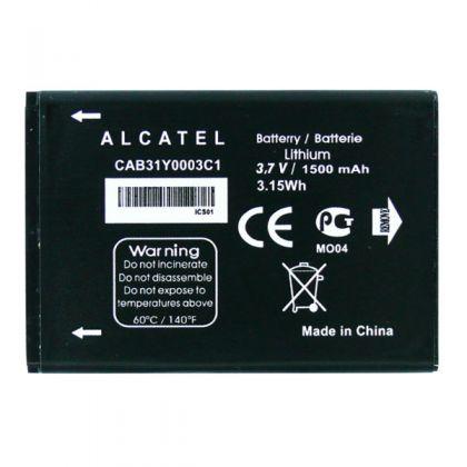 аккумулятор alcatel one touch 5030d/6040 (cab31y0003c1) [original]  - купить  аккумуляторы для остальных брендов  - mobenergy
