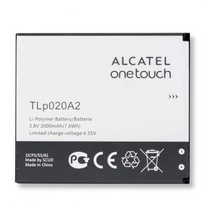 Аккумулятор Alcatel One Touch 5050 / TLp020A2 [Original]