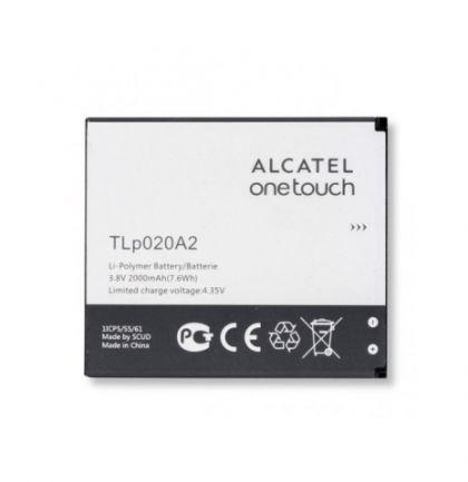 Аккумулятор Alcatel OT-5050 (TLp020А2) [Original] 12 мес. гарантии