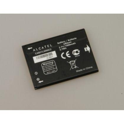 Аккумулятор Alcatel OT813 (CAB31L0000C2) [Original] 12 мес. гарантии