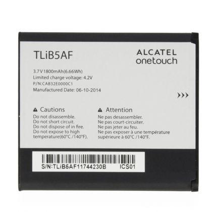 аккумулятор alcatel ot997d (tlib5af) [original]  - купить  аккумуляторы для остальных брендов  - mobenergy