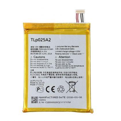 аккумулятор alcatel tlp025a2, 8008 [service_original]  - купить  аккумуляторы для остальных брендов  - mobenergy