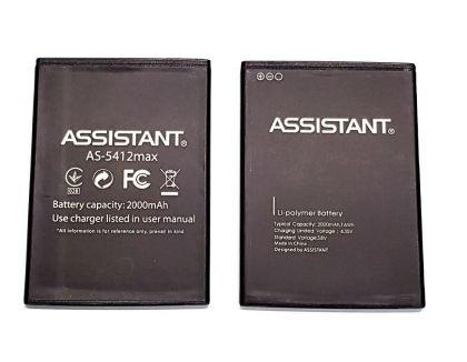 Аккумулятор Assistant AS-5412 / AS-5412 Max [Original]