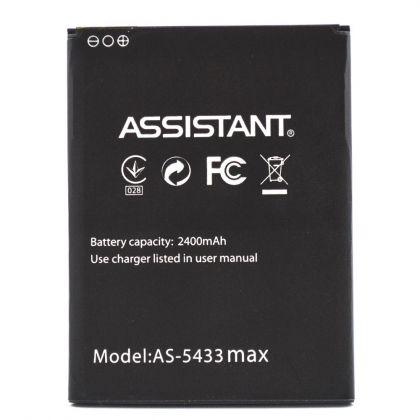 Аккумулятор Assistant AS-5433 Max [Original]