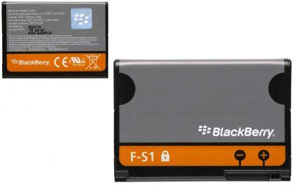 Аккумулятор Blackberry FS1, 9800 [S.Original]