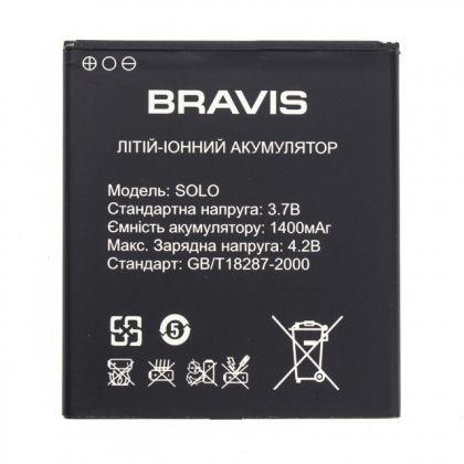 аккумулятор bravis solo [original]  - купить  аккумуляторы для bravis  - mobenergy