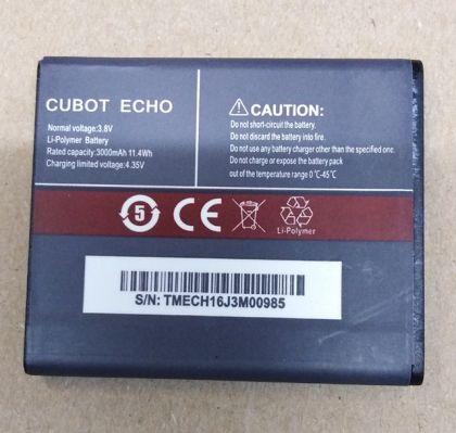 аккумулятор cubot echo [original]  - купить  аккумуляторы для остальных брендов  - mobenergy