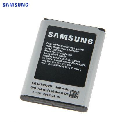 аккумулятор samsung c3752, c3792, c3592 (eb483450vu) [hc]  - купить  аккумуляторы для samsung  - mobenergy
