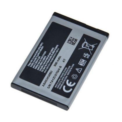 аккумулятор samsung e590, s3500, m3510, s5510 и др. (ab403450bc) [hc]  - купить  аккумуляторы для samsung  - mobenergy