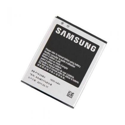 аккумулятор samsung s2, s2 plus, i9100, i9105, i9103, galaxy r, galaxy z и др. (eb-f1a2gbu) [hc]  - купить  аккумуляторы для samsung  - mobenergy