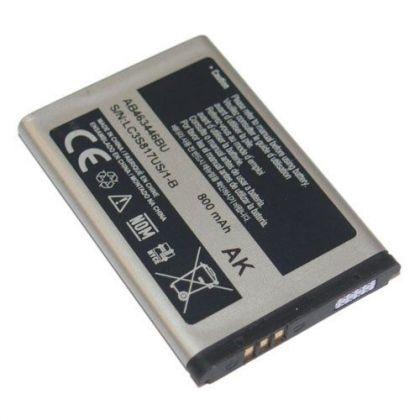 аккумулятор samsung x200, x300, x500, x630, b220, c160, c300 и др. (ab463446b, bst3108bc) [hc]  - купить  аккумуляторы для samsung  - mobenergy