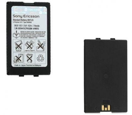 Аккумулятор Sony Ericsoon (BST25) T610, T630 [HC]