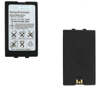 Аккумулятор для Sony Ericsoon (BST25) T610, T630 [КНР]