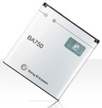 Аккумулятор для Sony Ericsson LT15i, X12 (BA750) [КНР]