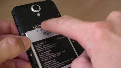 аккумулятор ergo a500 best dual sim [original]  - купить  аккумуляторы для остальных брендов  - mobenergy