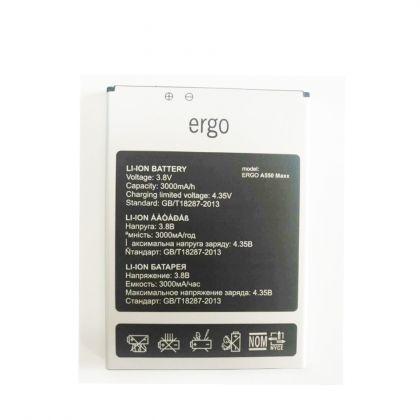Аккумулятор Ergo A550 Maxx Dual Sim [Original] 12 мес. гарантии