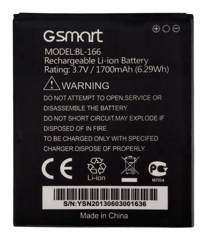 Аккумулятор Gigabyte GSMART M1 MAYA (BL-166) [Original]