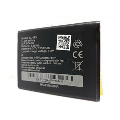 аккумулятор infinix 4ex [original]  - купить  аккумуляторы для остальных брендов  - mobenergy