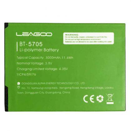 Аккумулятор Leagoo BT-5705 M9 Pro / Bravis N1-570 3000 mAh [Original]