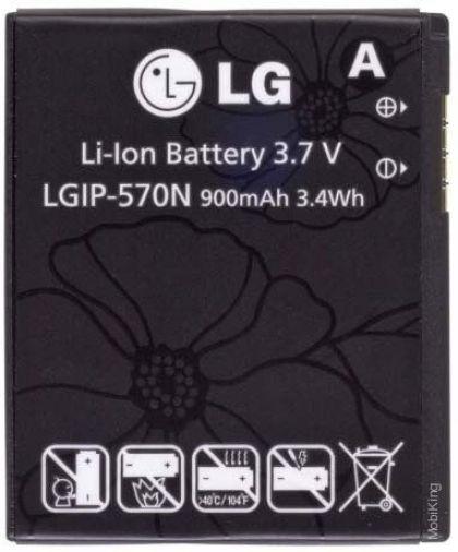 аккумулятор lg gd310 [original]  - купить  аккумуляторы для lg  - mobenergy