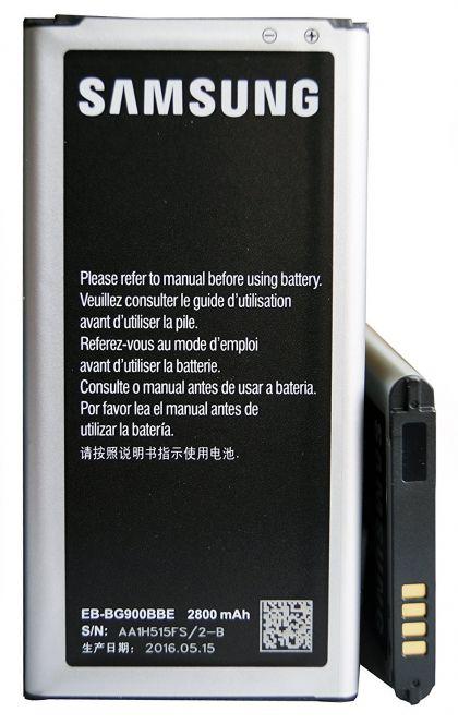 Аккумулятор +NFC Samsung G900 Galaxy S5 / EB-BG900BBE [S.Original]