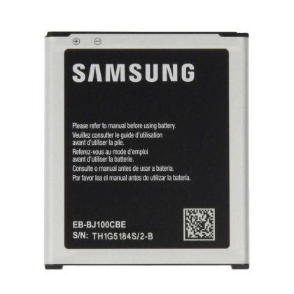 аккумулятор +nfc samsung j100h galaxy j1 / eb-bj100cbe [service_original]  - купить  аккумуляторы для samsung  - mobenergy