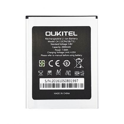 Аккумулятор Oukitel C4 [Original]