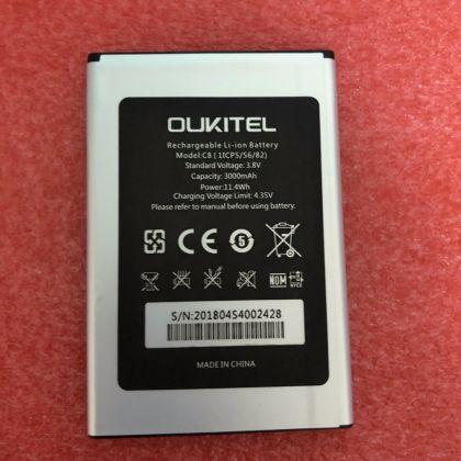 Аккумулятор Oukitel C8 / S-Tell M655 (3000mAh) [Original] 12 мес. гарантии