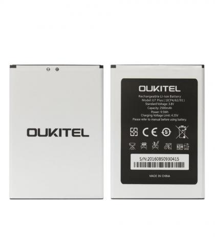 Аккумулятор Oukitel U7 Plus/ U7 Max [Original]