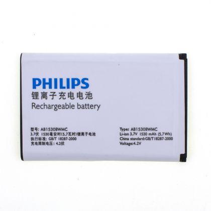 аккумулятор philips w626 ab1530bdwmc [original]  - купить  аккумуляторы для остальных брендов  - mobenergy