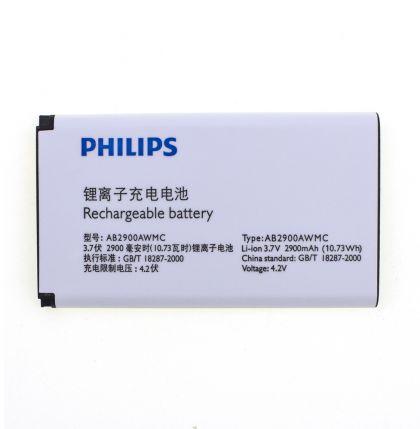 аккумулятор philips x1560 ab2900awmc [original]  - купить  аккумуляторы для остальных брендов  - mobenergy