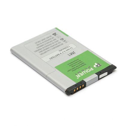 аккумулятор powerplant blackberry 9900 (jm1) 1320mah  - купить  аккумуляторы для остальных брендов  - mobenergy