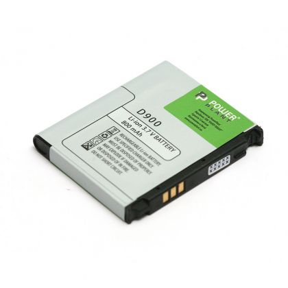 аккумулятор powerplant samsung d900, e780, e480, e490, d908 (ab503442ce)  - купить  аккумуляторы для samsung  - mobenergy