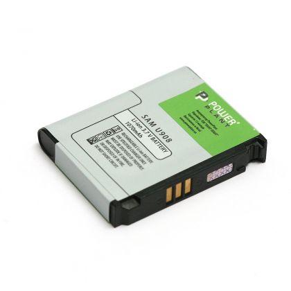 Аккумулятор PowerPlant Samsung E950, U908, L810, s3500, M6710, S3310, U900 и др.(AB653039CE) 1070mAh