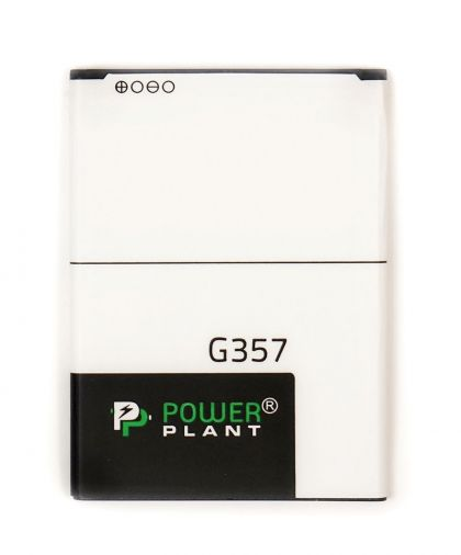 Аккумулятор PowerPlant Samsung G357M, G357FZ (EB-BG357BBE) 1950mAh