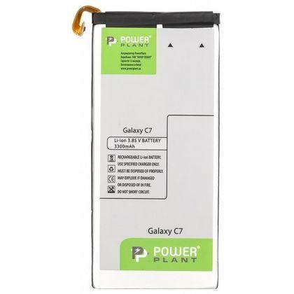 Аккумулятор PowerPlant Samsung Galaxy C7 3300mAh