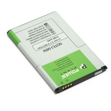 Аккумулятор PowerPlant Samsung N9000, N900, Galaxy Note 3 (B800BE, B800BC) 3100mAh